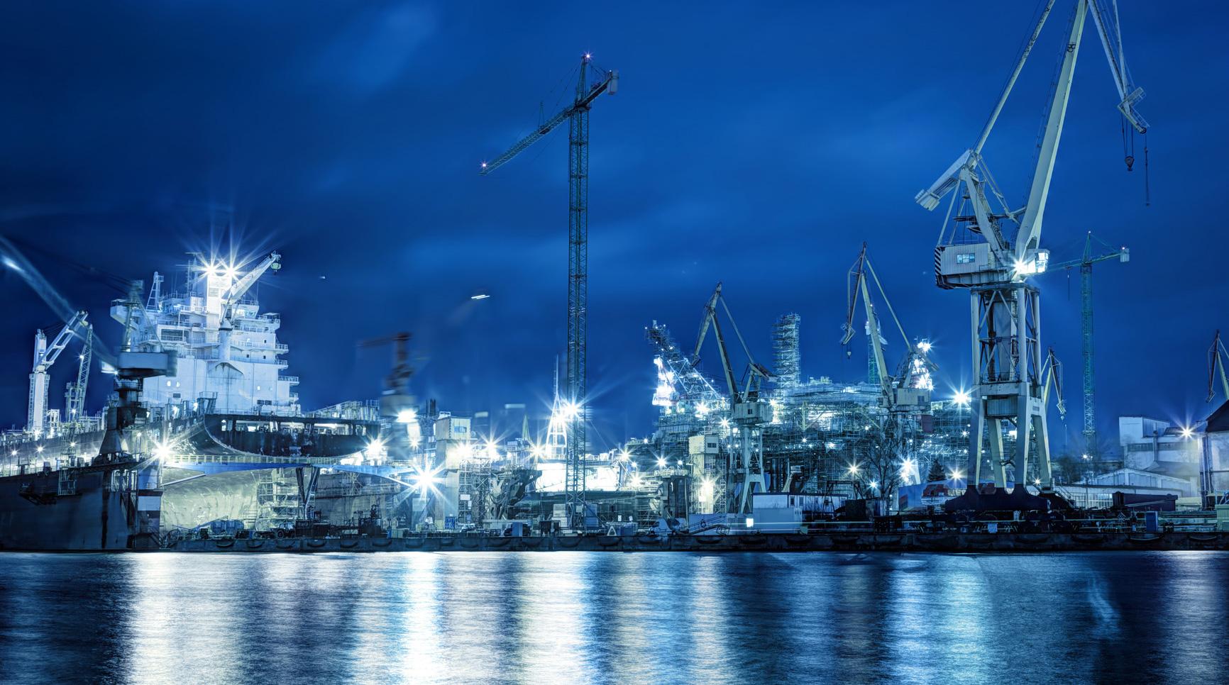 Marine Steel Works
