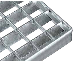 Galvanized-steel-LP-Grating-(Weld-Pressed)